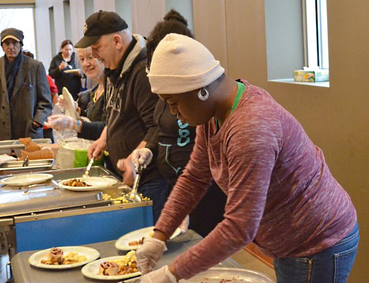 Community Bridge Community Meals and Food Pantry